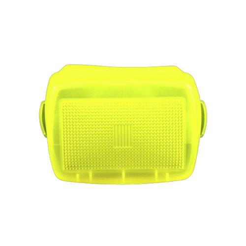 Желтый рассеиватель диффузор для вспышки Nikon SB900 / SB-910