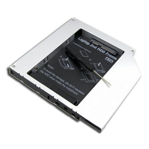 Адаптер на второй жесткий диск 2.5 SATA-SATA 9.5
