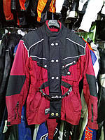 Мотокуртка бу текстиль туристическая 131