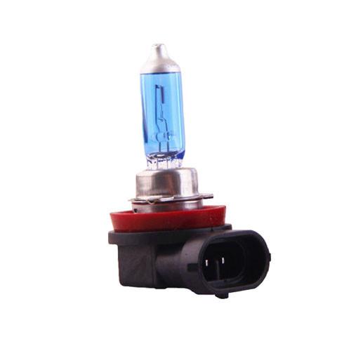 Галогенная лампа, галогенка автомобильная H11 PGJ19-2 12В 55Вт белая