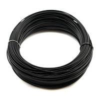 Sallen филамент пластик для 3D-принтера, черный ABS 100г 1.75мм