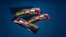 Протеиновый батончик Power Pro ореховий Femine, клубника 36%, 60г.