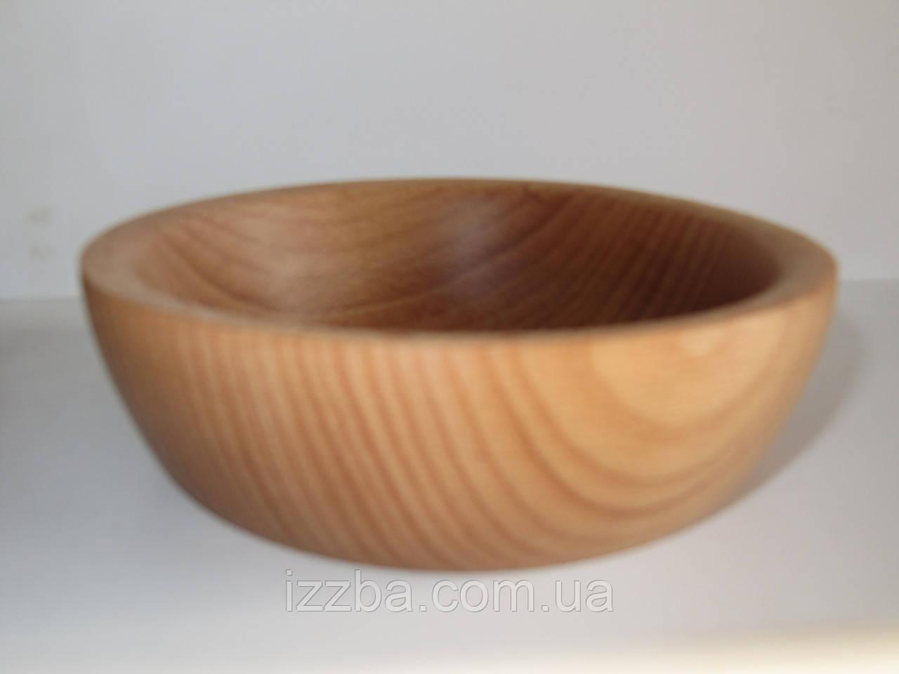 Деревянные тарелки из бука