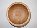 Деревянные тарелки из бука, фото 2