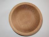 Деревянные тарелки из бука, фото 8