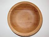 Деревянные тарелки из бука, фото 9