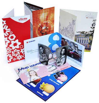 Евро брошюры, комплект 1000 шт , фото 2