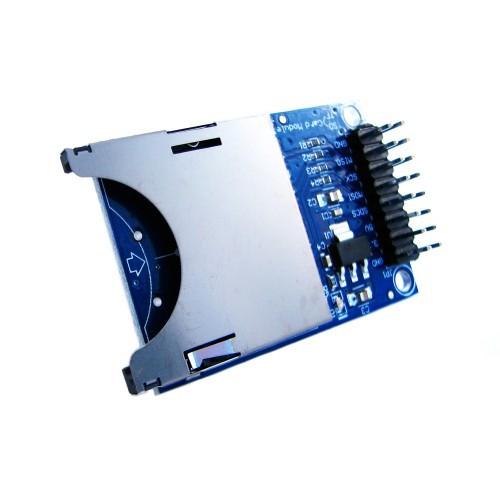 Модуль чтения записи карт SD / кардридер для Arduino