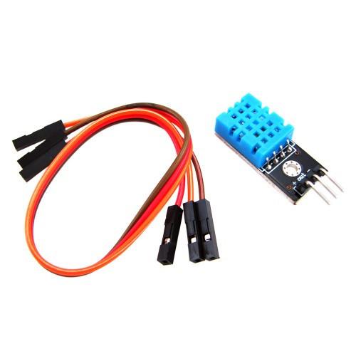 DHT11 датчик температуры / влажности для Arduino