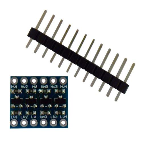 Модуль преобразования логических уровней 5V-3.3V