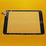 Тачскрин, сенсор TEXET TM-7863 черный для планшета, фото 2
