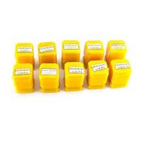 ER16 цанги 1-10мм для станка с ЧПУ (в наборе 10 зажимных цанг)
