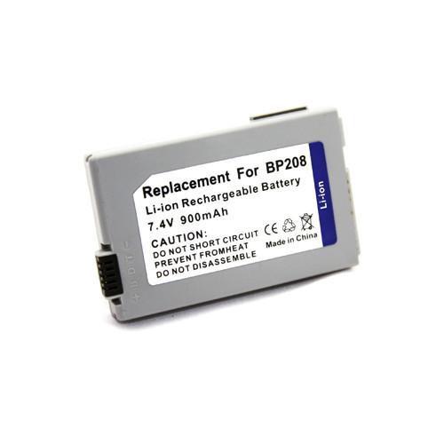 Батарея Canon BP-208 BP208 для Canon DC220 / DC210 / HV10