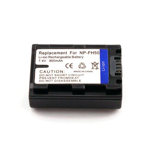 Батарея Sony NP-FH50 / NP-FH40 / NP-FH60 / NP-FH70 / NP-FH100 / BC-VH1