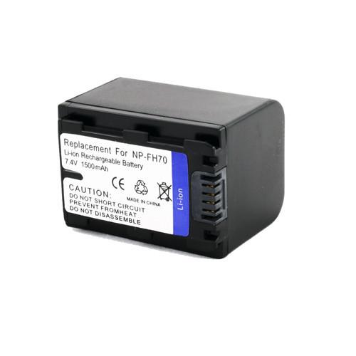 Батарея Sony NP-FH70 NP FH70 NP-FH90 SR40