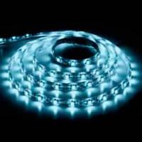 Светодиодная лента IP20 5m 30 SMD 5050 12V холодно-белая 7,2W/м / LM576
