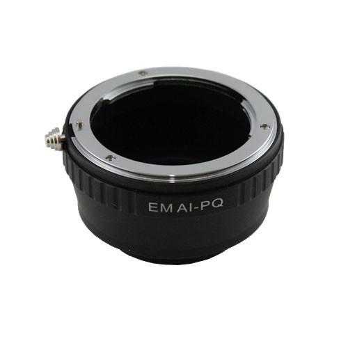 Адаптер переходник Nikon AI - Pentax Q (PQ) кольцо