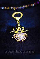 Продается Ювелирная флешка 8 Гб. в форме золотого паука