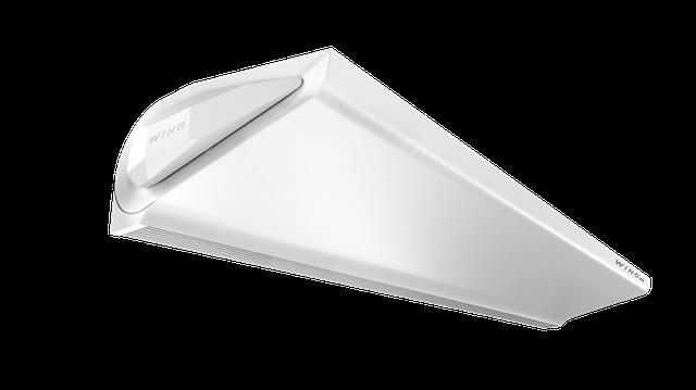 Воздушная завеса Wing с электрическим нагревателем