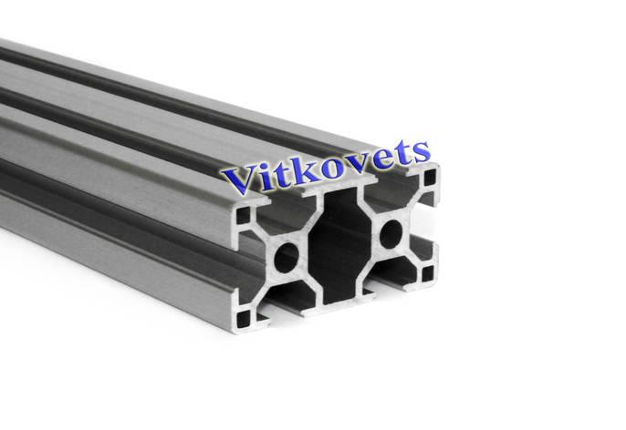 Станочный алюминиевый профиль для стола 30*60 500мм, фото 2