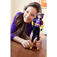Кукла Бэтгерл Базовая Летучая мышь Batgirl DC Super Hero Girls Mattel