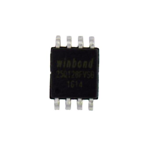 Чип W25Q128 W25Q128FVSSІG SOP8, 128Мб Flash SPI