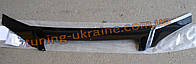 Дефлектор капота (мухобойка) FLY для Geely Emgrand EC7 2012 хэтчбек
