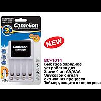 Быстрое зарядное устройство для аккумуляторов camelion bc-1014 nimh/nicd