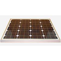 Солнечная панель Altek ALM-50M, 12В (монокристалическая), фото 1