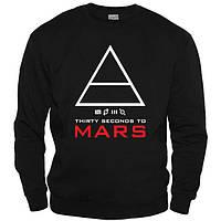 30 Seconds To Mars 06 Свитшот мужской