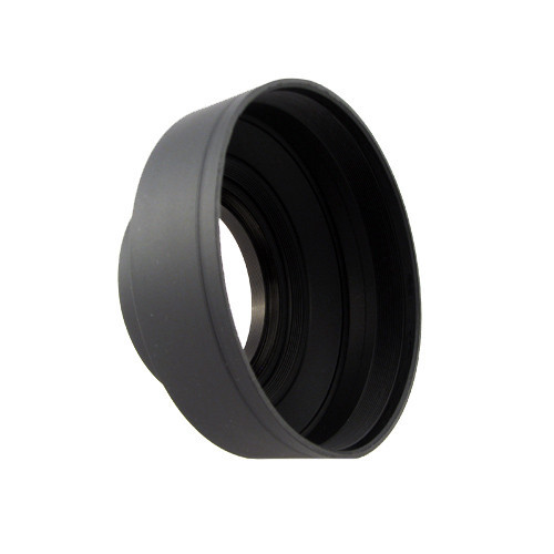 Бленда резиновая на резьбу 72мм  под Canon Nikon Pentax