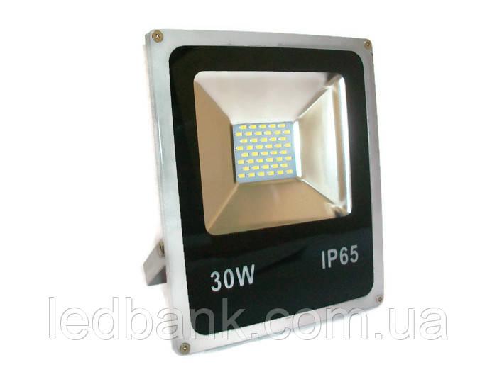 Прожектор светодиодный LED SMD 30W