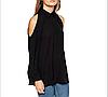 Блуза оригинальная женская оптом D6589, фото 2