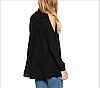 Блуза оригинальная женская оптом D6589, фото 3