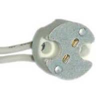 Патрон электрический MR-16 (G5.3) керамический LM110 (10см)