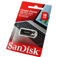 Флешка  16Gb SanDisk Cruizer Force