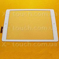 Тачскрин, сенсор  RS10F490-V1.2 белый  для планшета, фото 1