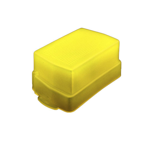 Рассеиватель диффузор вспышки Canon 430EX желтый