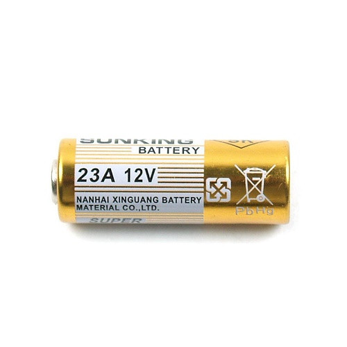 5x Батарейка 12V 23A MS21 VR22 A23 V23GA батарея (5 штук в наборе)
