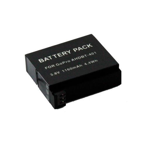 Батарея AHDBT-401 LI-ion для GoPro Hero 4