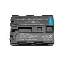 Батарея Sony NP-FM50 NP FM50 NP-FM30 F707
