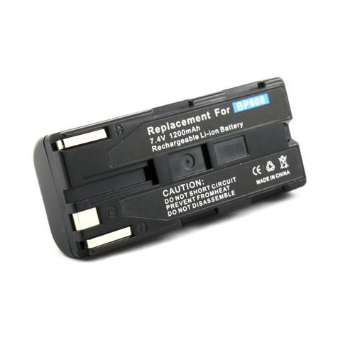 Батарея Canon BP-608 BP608 DV-MV100 ELURA