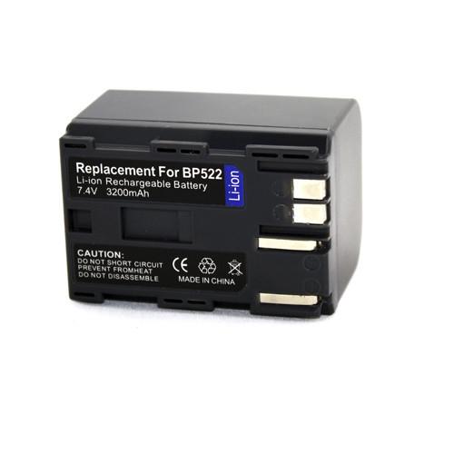 Батарея Canon BP-522 BP522 BP-511A BP-512