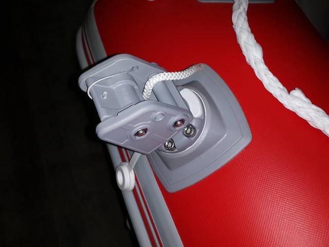 якірний пристрій - аксесуари до човнів - борика - човнова фурнітура