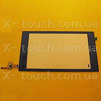 Тачскрин, сенсор  FPC-CTP-0700-135-2 черный для планшета