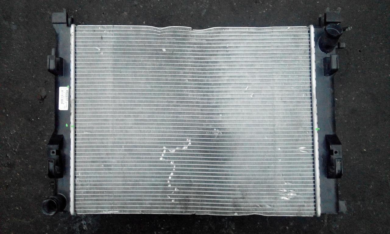 Радиатор охлаждения Рено Дастер 1.5 Dci б/у