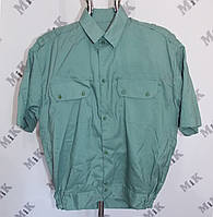 Рубашка форменная короткий рукав хаки