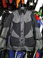 Мотокуртка бу текстиль туристическая 147