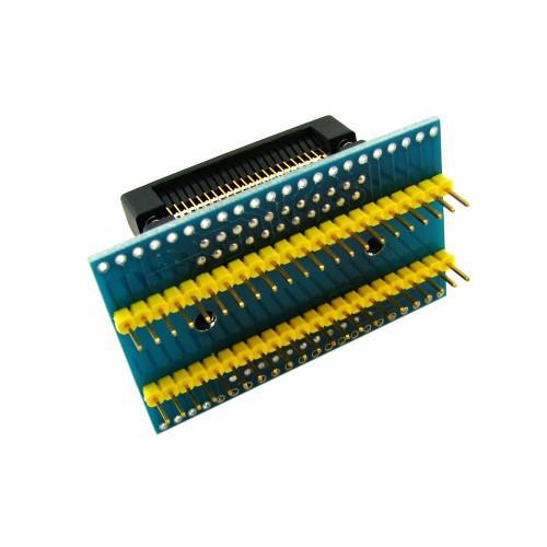 Переходник панелька PSOP44 - DIP44P SOP44 SOIC44