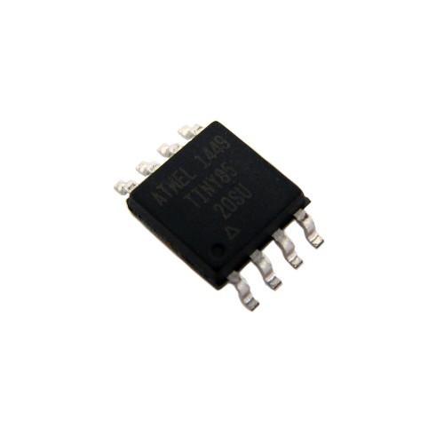 5х Чип ATtiny85 ATtiny85-20SU SOP8, микроконтроллер